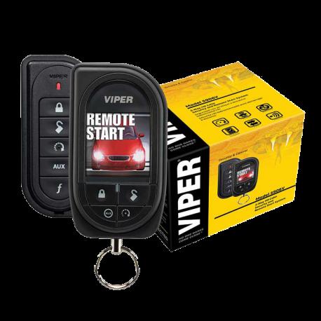 Alarma cu pornire motor VIPER 5906