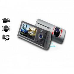 Camera auto Dubla Cu GPS X3000