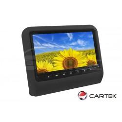 CK-10 - DVD pentru tetiera cu ecran de 10 inch