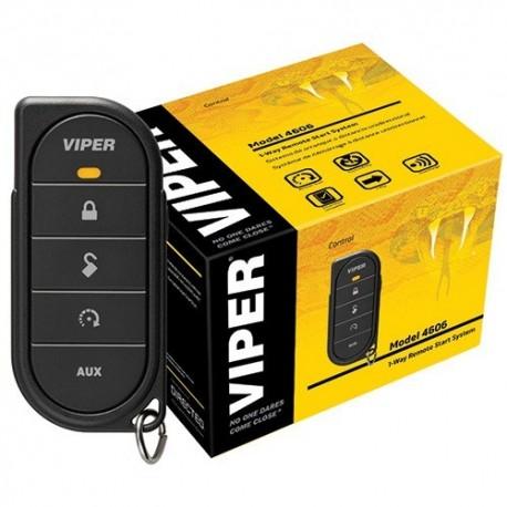 Viper 4606 - Sistem de confort cu pornirea motorului din telecomanda unidirectionala