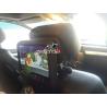 Monitor tetiera cu DVD, USB, HDMI