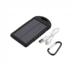 Baterie cu incarcare solara de 5000 mAh