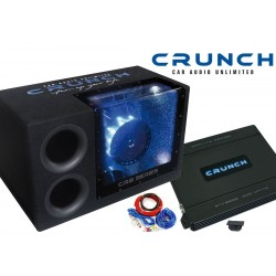 Crunch 600w bass pack