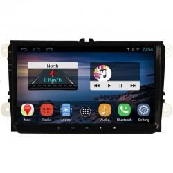 Navigatie Carpad Cu Android Volkswagen Skoda Seat NAVD-E9800