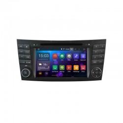 Navigatie Android Mercedes Clasa E W211 CLS W219 NAVD-A090