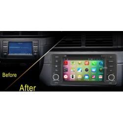 Navigatie Dedicata Android BMW E46 NAVD-A052