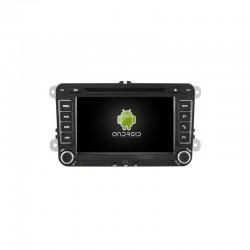 Navigatie Dedicata Cu Android Volkswagen Skoda Seat NAVD-A7500