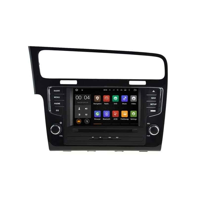 navigatie android golf 7 dvd gps auto carkit navd a5521. Black Bedroom Furniture Sets. Home Design Ideas