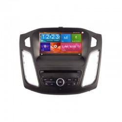 Navigatie Dedicata Ford Focus 3 2015 DVD Auto GPS CARKIT NAVD-D8458