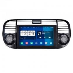 Navigatie Dedicata Android FIAT 500 Carkit Internet NAVD-M315
