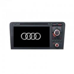 Navigatie Dedicata AUDI A3 DVD Auto GPS CARKIT TV NAVD-8949G