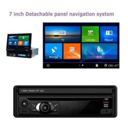 DVD AUTO NAVIGATIE 1DIN GPS CARKIT USB NAVD-k801