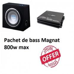 Pachet de bass Magnat bs 30 expus