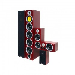 Sistem 5.0 Voice Kraft V9B CHERRY