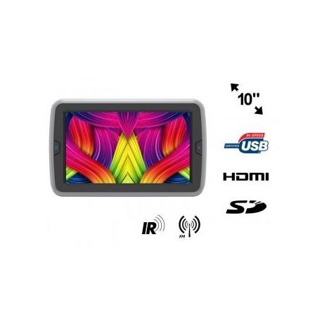 Monitor pentru tetiera cs1117, ecran de 10 inch