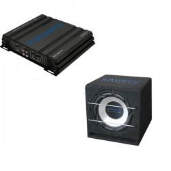 Pachet de bass CRB250 + GPX500.2 + Cadou Stick 16GB