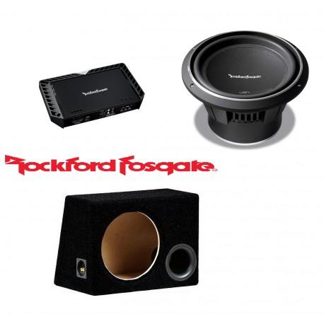 Pachet bass Rockford Premium 1000w