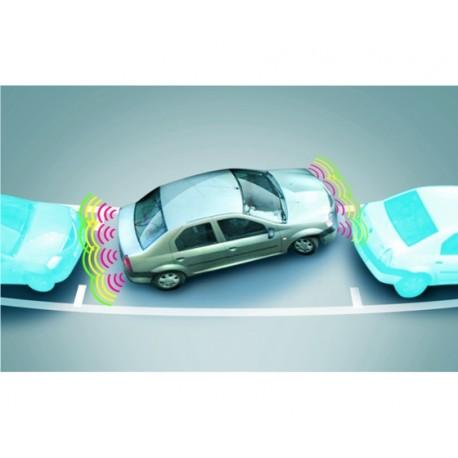 Senzori de parcare fata-spate, Directed 9500FR