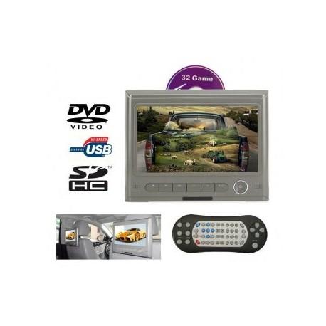 Monitor de tetiera cu dvd si ecran de 9 inch HM968