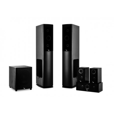 Sistem 5.1 Voice Kraft VK 7830-6 black