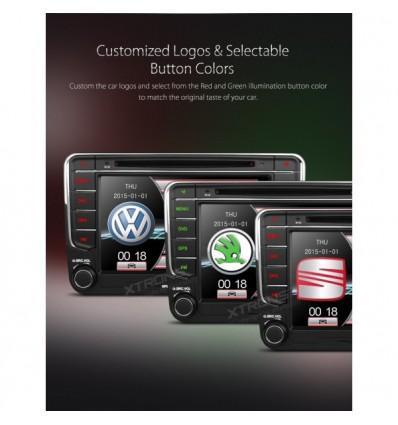 Navigatie dedicata VW Golf 5, 6 Passat, Tiguan