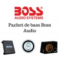 Pachet de bass Boss Audio cx122 r3002