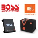Bass JBL Boss Audio 1400w max