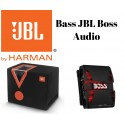 Bass JBL Boss Audio PM1500