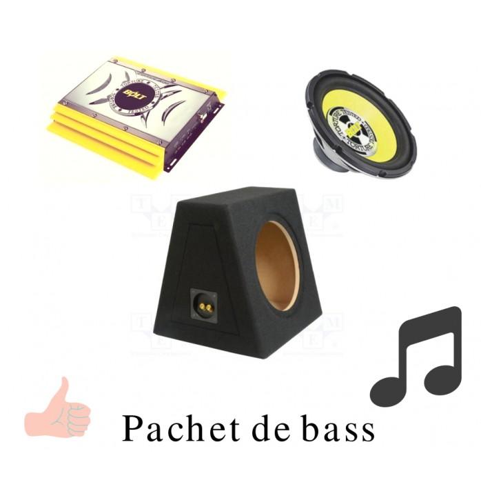 Pachet de bass Lighning Audio 25