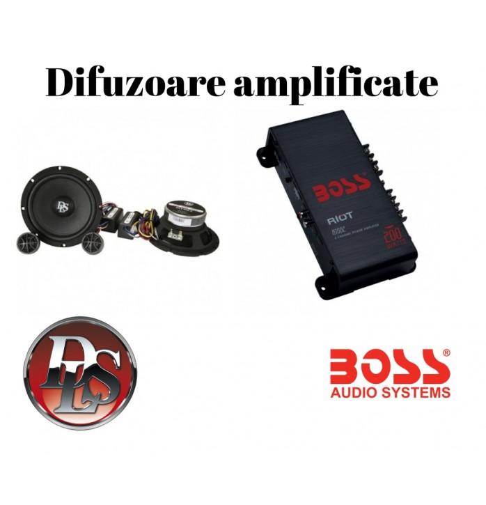 Difuzoare amplificate M6.2 R1002