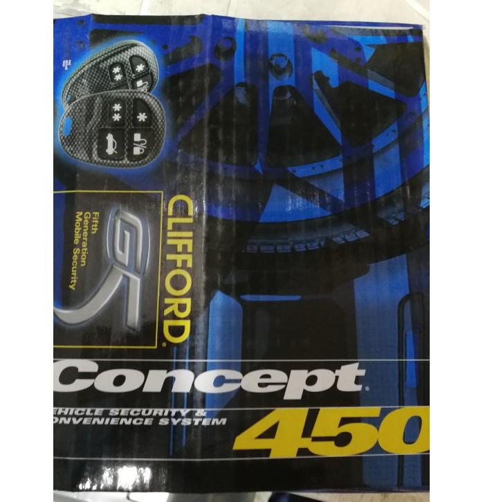 Clifford concept 450 Alarma auto