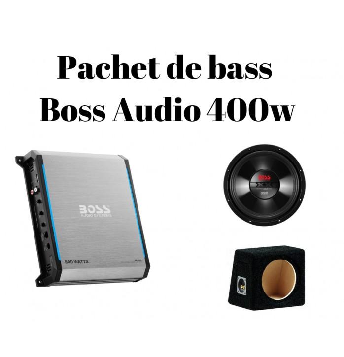 Pachet de bass Boss Audio 400w