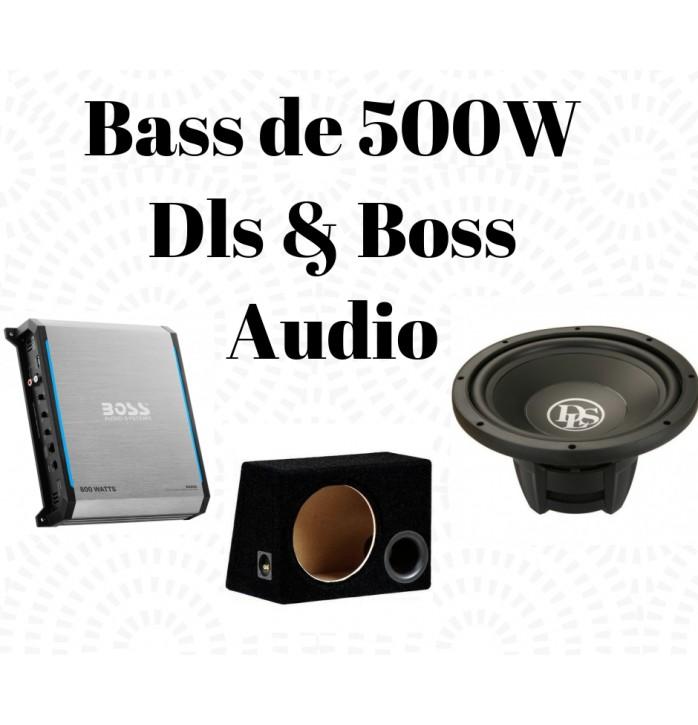 Bass de 500w