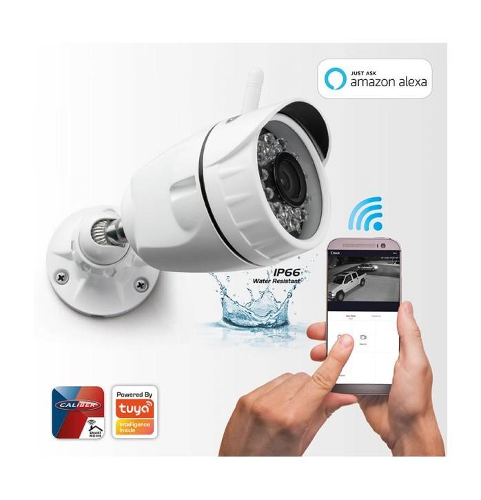 Caliber HWC401 camera IP de exterior