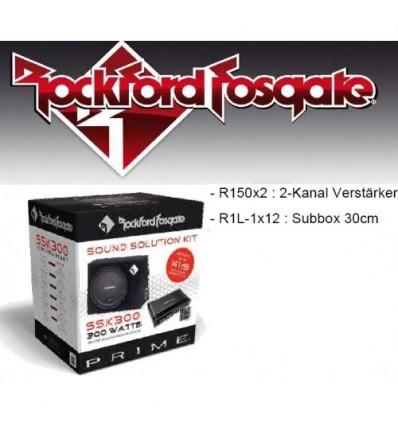Rockford Fosgate SSK300MKIII pachet de bass