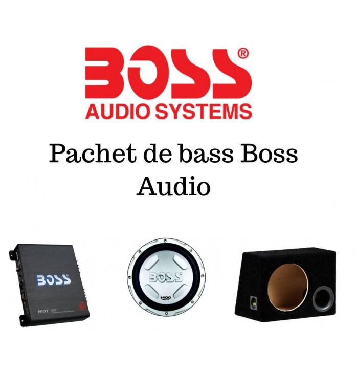 Pachet de bass Boss Audio cx122 r3002