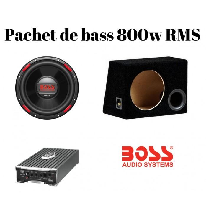 800W RMS Boss Audio