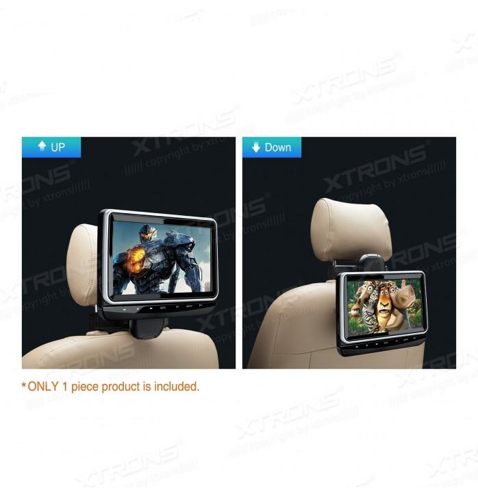 Monitor de tetiera de 10 inch cu dvd si usb