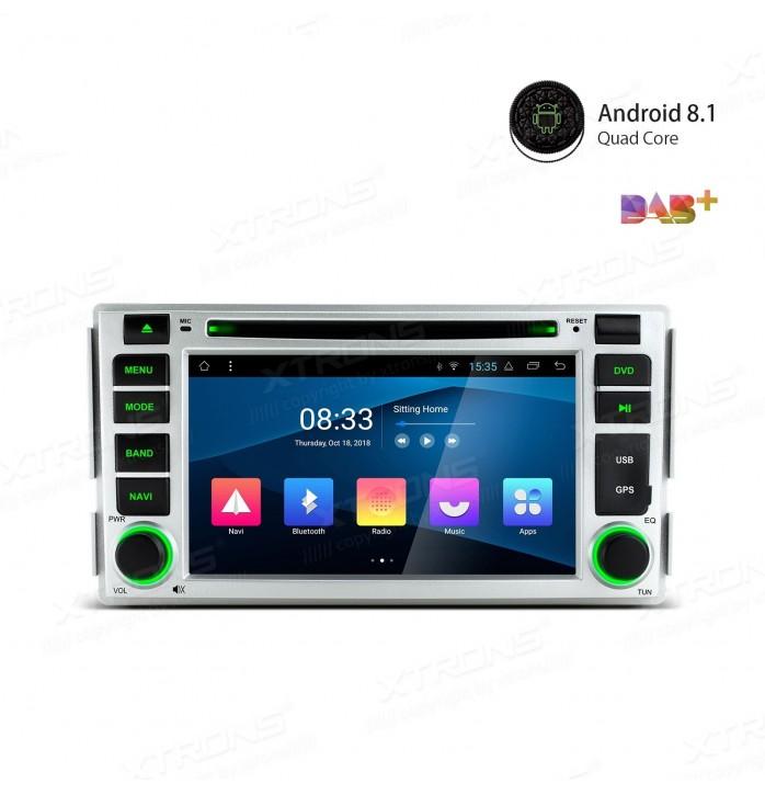 Navigatie android Hyundai santafe