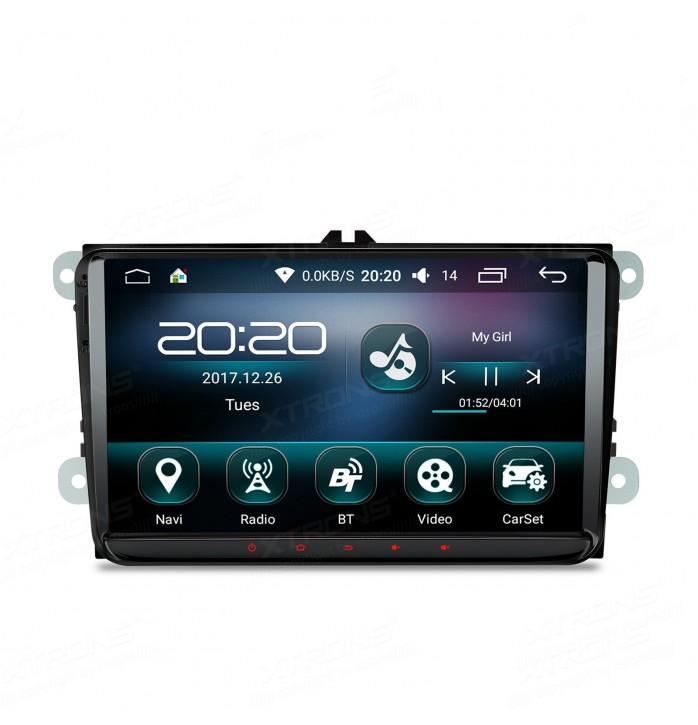 Navigatie android dedicata VW/Skoda/Seat 1gbRAM,16gbROM