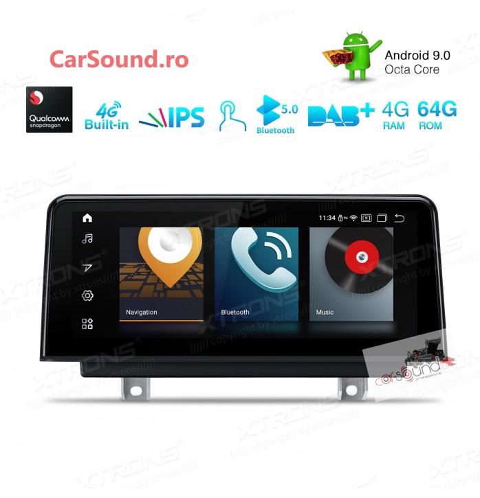 Navigatie android BMW F30 F31 4Gb ram 64Gb rom