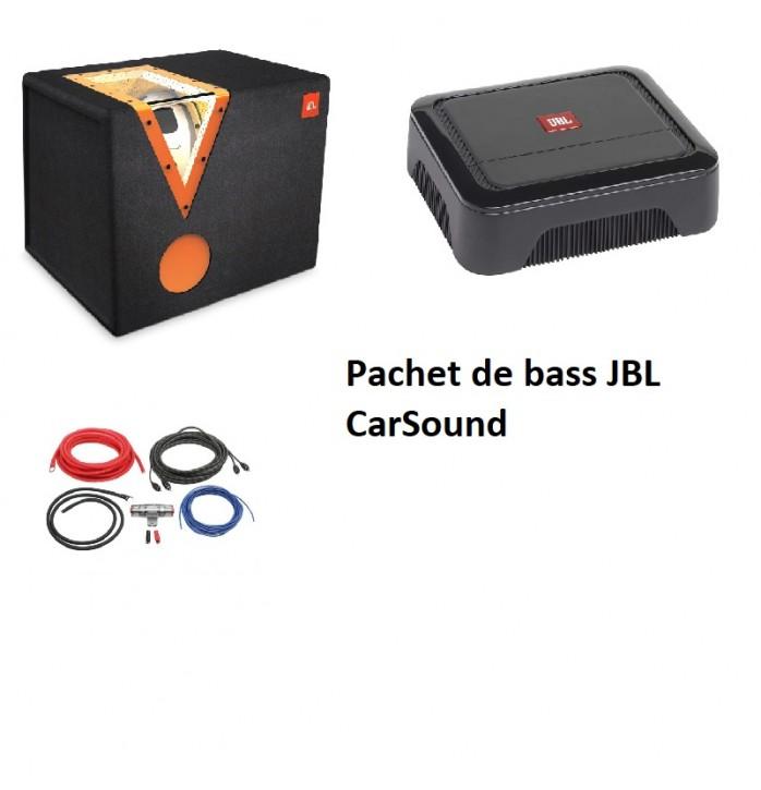 Pachet de bass JBL csx A600